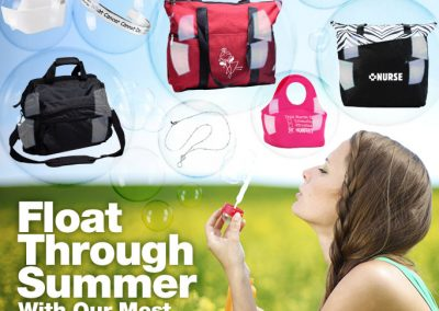 """Float Through Summer"" Promotion"