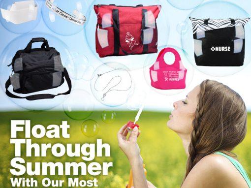 """Float Through Summer"" Promotion"