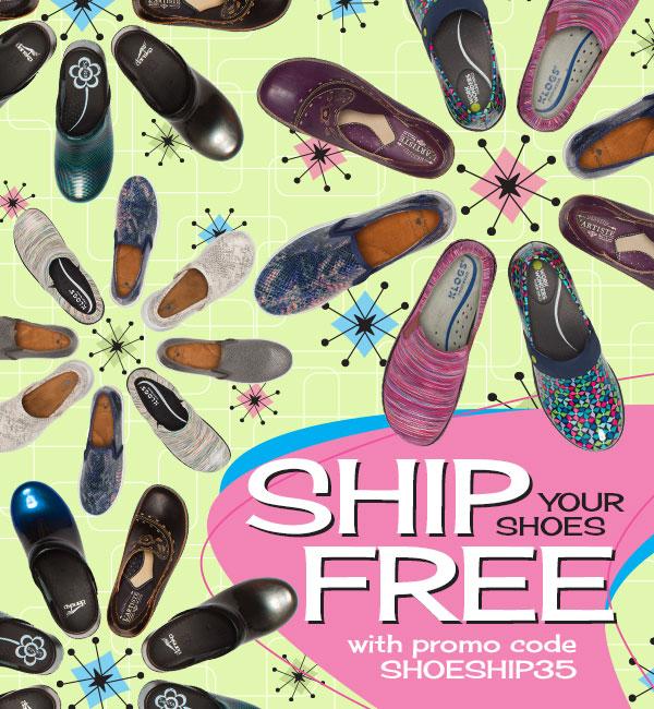 Retro Shoe Free Shipping