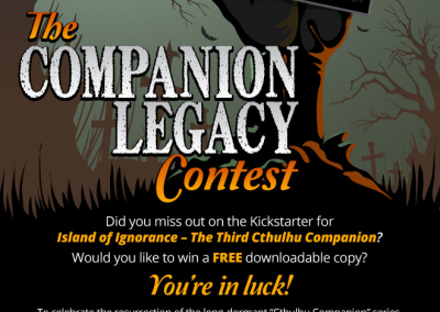 Golden Goblin Press Online Contest