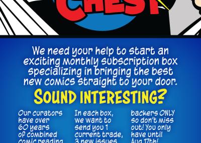 Hero Chest Program Guide Ad