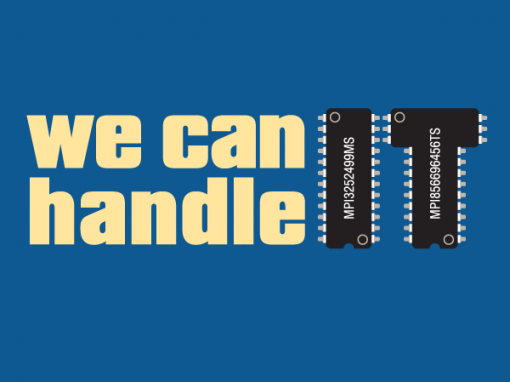 """""""We can handle IT"""" Design"""