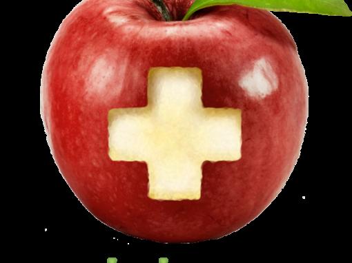 """School Nurse """"Apple"""" Design"""