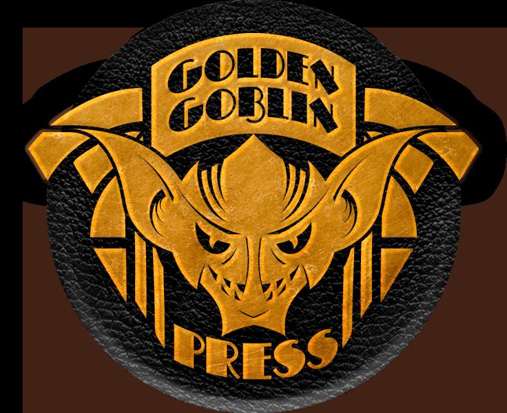 Golden Goblin Press Logo