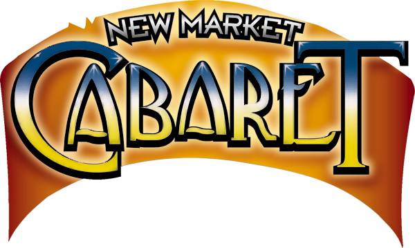 New Market Cabaret Logo Design